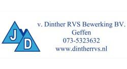 Van Dinther RVS bewerking