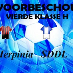 Voorbeschouwing Herpinia – SDDL