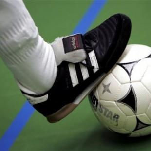 Zaalvoetbal voor de jeugd