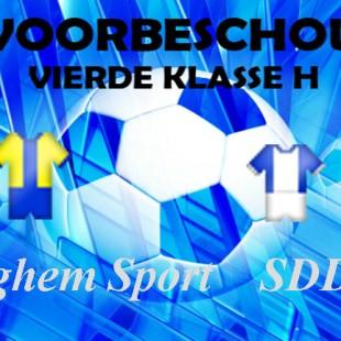 Kan SDDL stunten tegen Berghem Sport