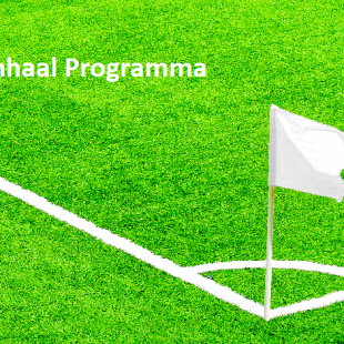Inhaalprogramma: update voor 4 april tm 8 april