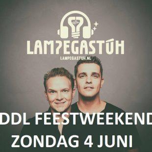 DJ Duo De Lampegastuh komt naar SDDL feestweekend