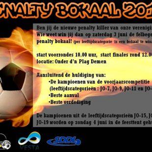 Penaltybokaal 2017