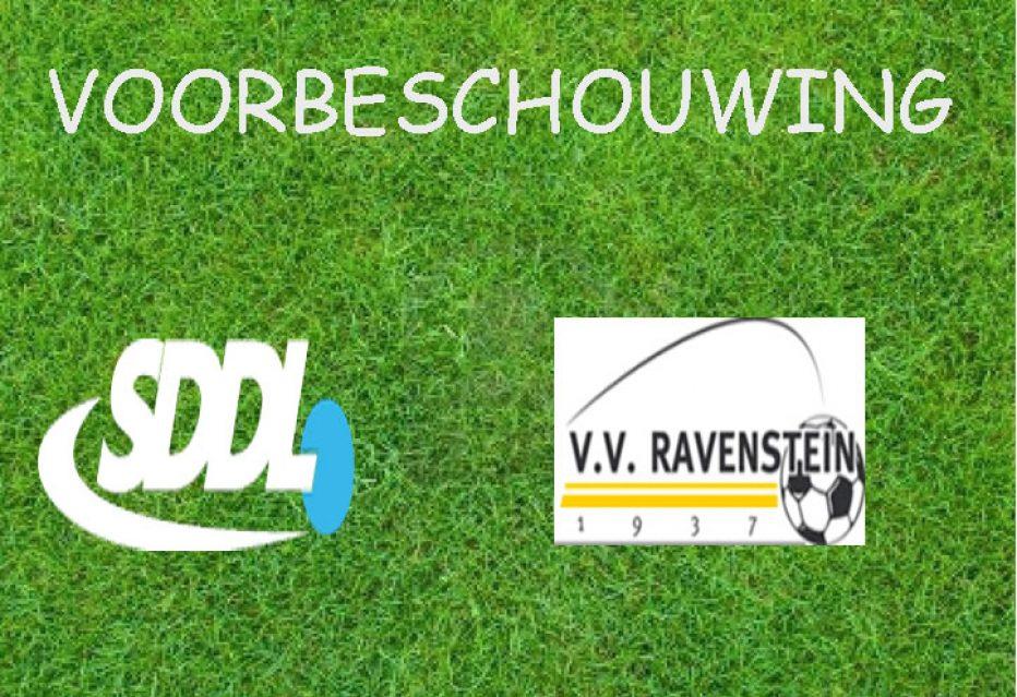 voorbeschouwing SDDL 1 – Ravenstein 1