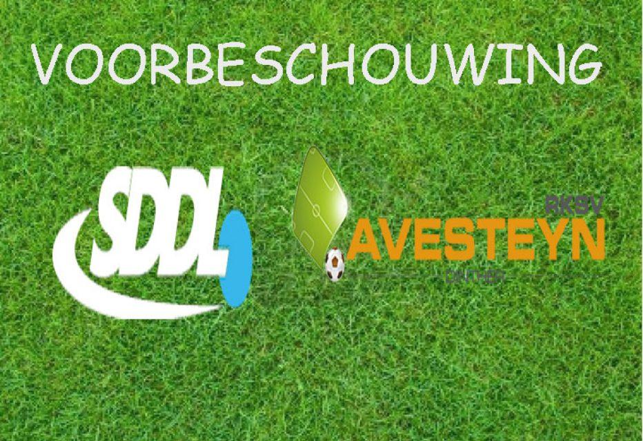 Voorbeschouwing SDDL 1 – Avesteyn 1