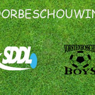 Voorbeschouwing SDDL – Vorstenbossche Boys